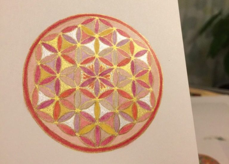 Atelier HAGUMI  -Flower of Life Mandala Art-